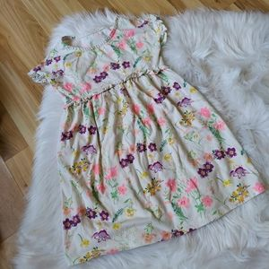 Wonder Nation | Girls floral Dress | Size 5T